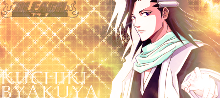Kuchiki Byakuya by Maarkin