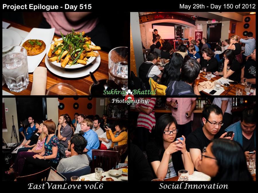 Day 515 - EastVanLove vol.6 Social Innovation by AeroStrike
