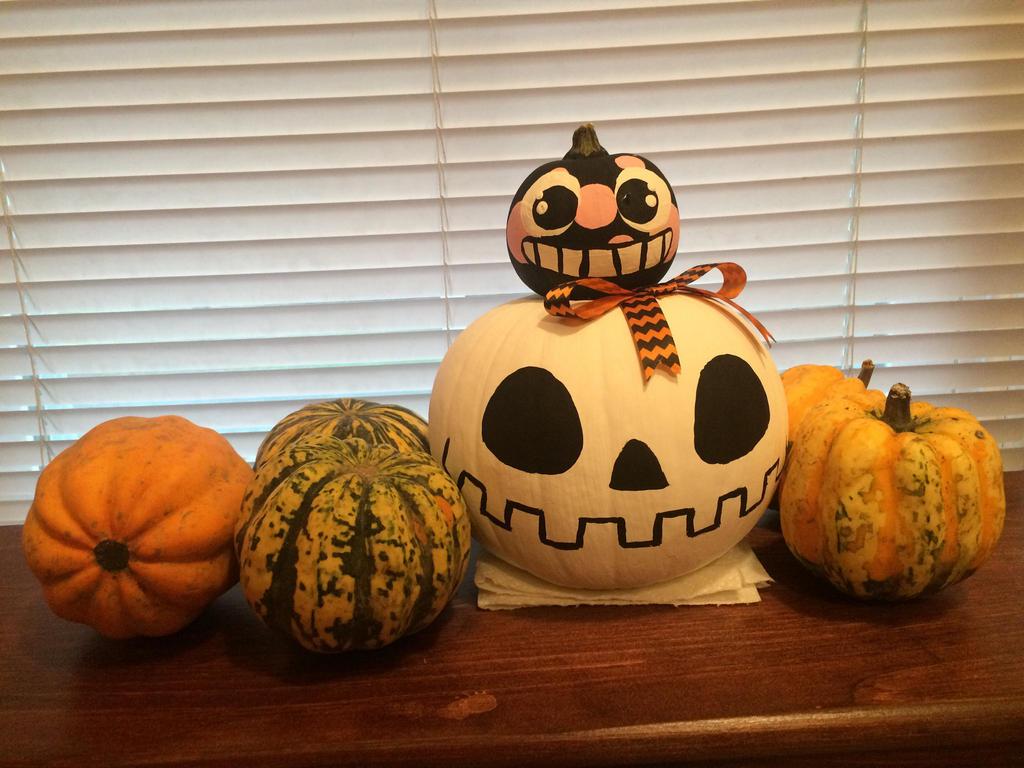 Happy Halloween by hime-yukihyou