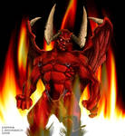 Badass Satan