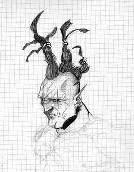 Shaan's Darken 'The Clown'
