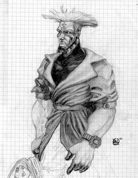 Zappan, Shadowrun