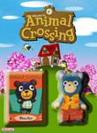 Animal Crossing Poncho Figure