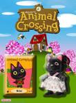 Animal Crossing Kiki Figure