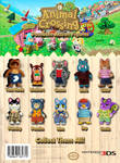 Animal Crossing New Leaf Figures Card Back