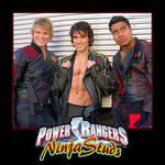 Power Rangers Ninja Studs