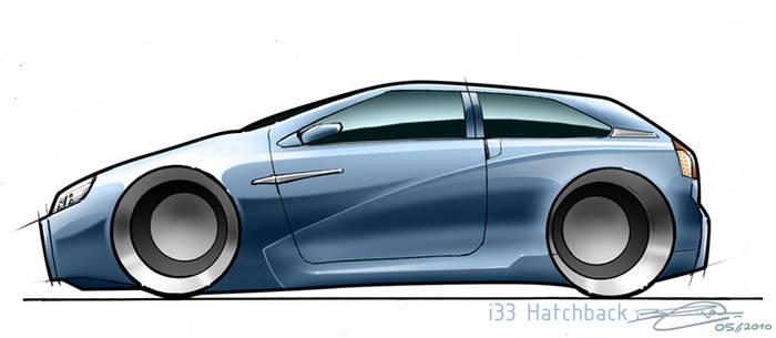 i33 generic hatch concept