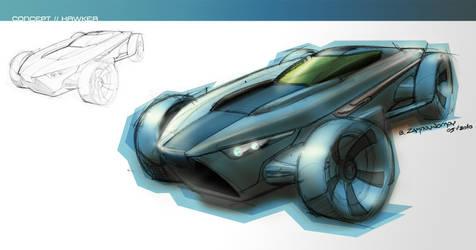 Concept Hawker