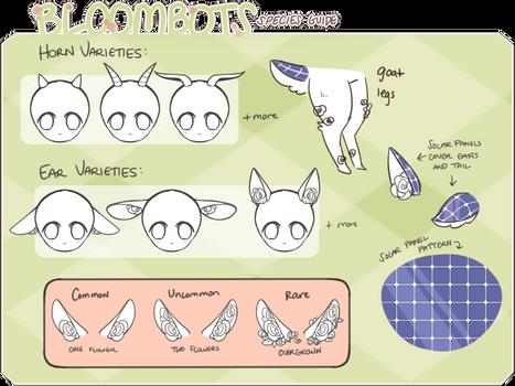 Bloombots Species Guide
