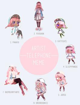 Telephone Meme