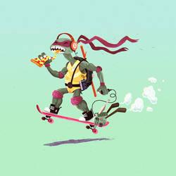 Donatello by ManuelKilger