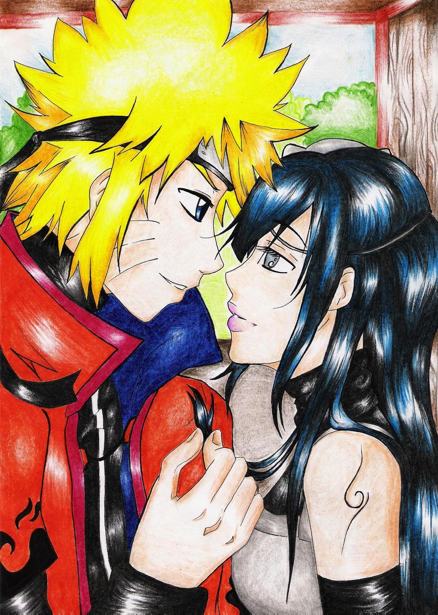 Naruto_Hokage_a_Hinata_Anbu_3_by_Aerin_Cairo.jpg (900×1265)
