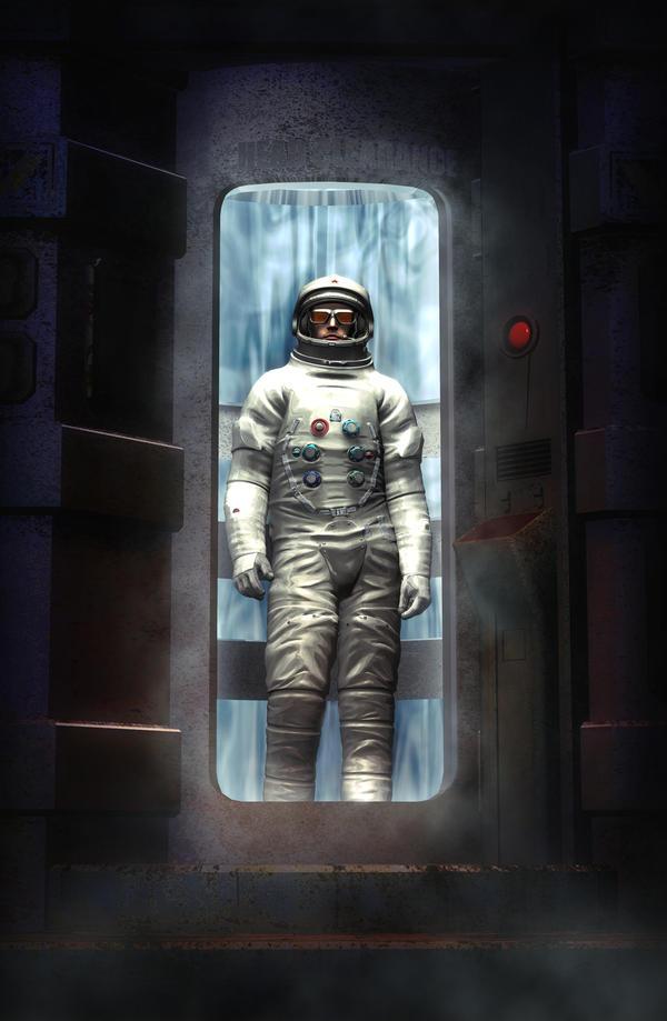 The Cosmonaut by innovari