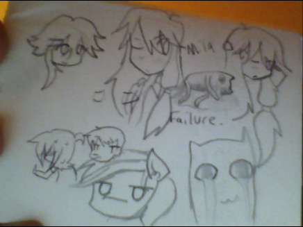 Class Doodles#6 by ShiroShototsu