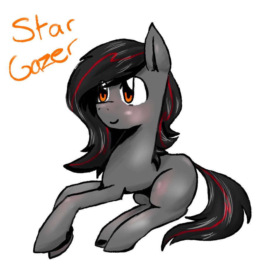 Star Gazer by ShiroShototsu
