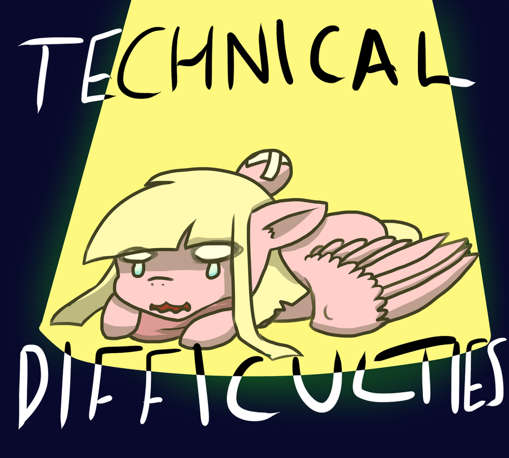 Technical Difficulties by ShiroShototsu