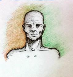 The gray man by jonasbl