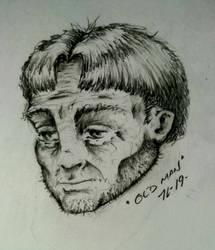 Old man by jonasbl
