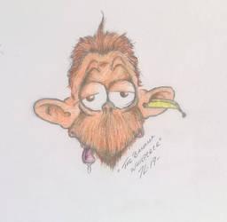 The Banana Whisperer by jonasbl
