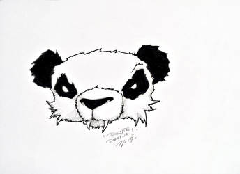 Power Panda by jonasbl