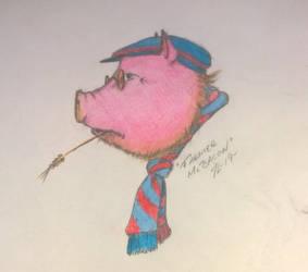 Pigfarmer McBacon by jonasbl