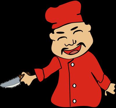 Cocinero3 by penyagolosaeduca