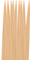 10 Palillos-amarillo