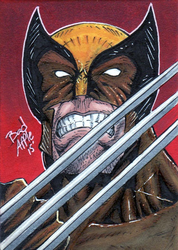 WolverineSC001 by badappledesignz