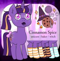 Cinnamon Spice  (OPEN)
