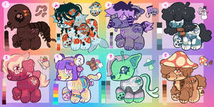 Adopts for Sale! 8/8 - OPEN