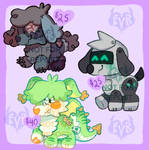 Adopts ! OPEN