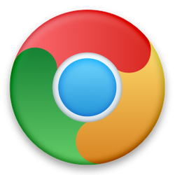 Chrome Icon...not made by me! by mJack