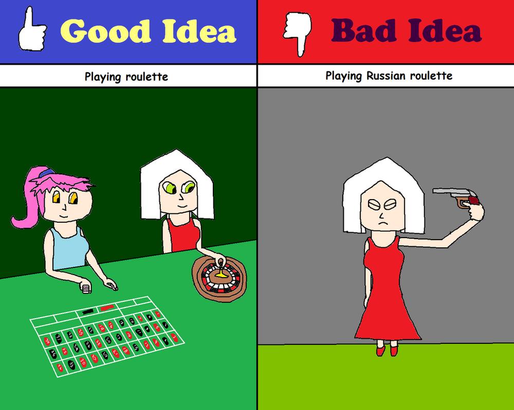 Good Idea Bad Idea Comic 4 By Graycomputer On Deviantart