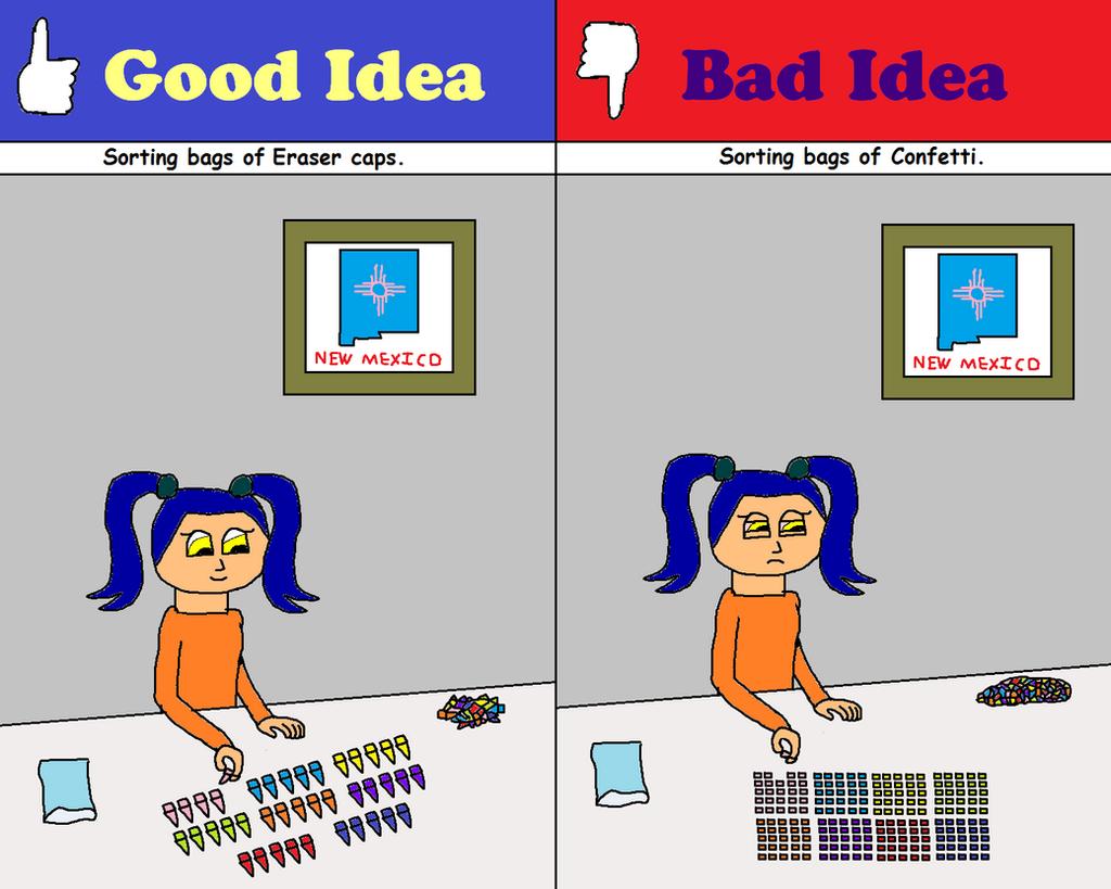 Good idea bad idea comic 7 by graycomputer on deviantart for Bad idee