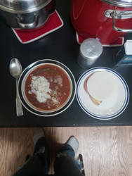 Chili with Meatballs