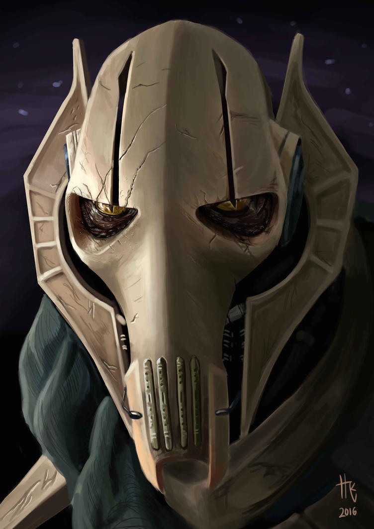 General Grievous Real Face Pictures to Pin on Pinterest ...