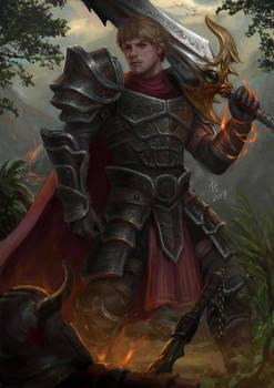 Nameless Warrior