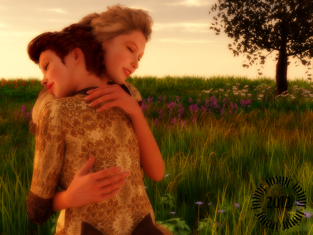 Les Heureux, part 3 or A Mother's Love by 3dLux