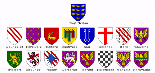 Knights of the Round Table Armorial