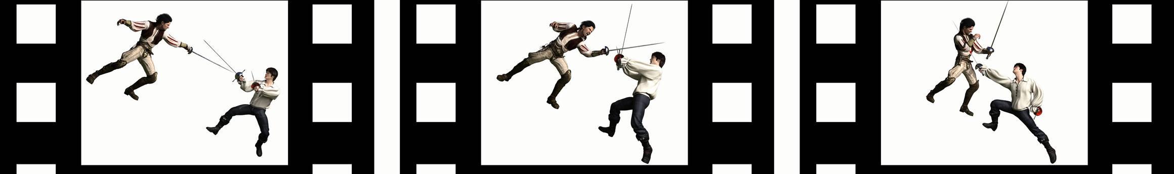 Romeo vs Tybalt study