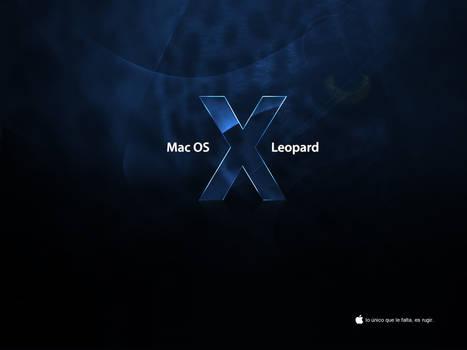 MAC OS LEOPARD Wallpaper