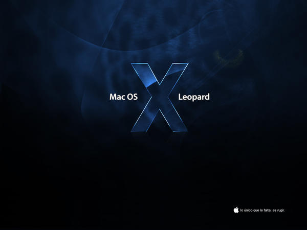 MAC OS LEOPARD Wallpaper by carranzadesigns