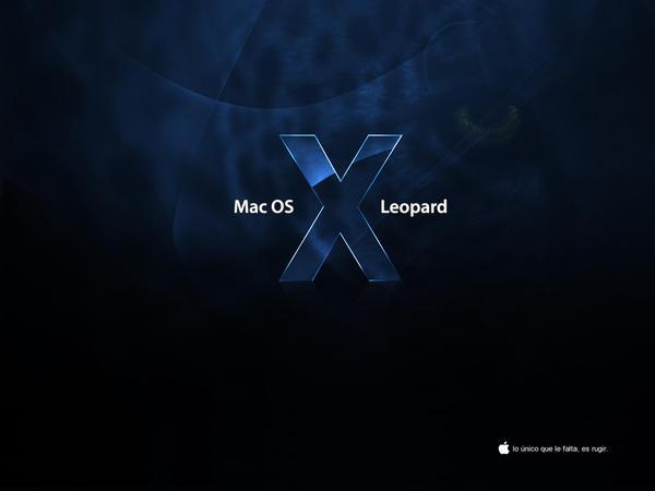 MAC OS LEOPARD Wallpaper by carranzadesigns
