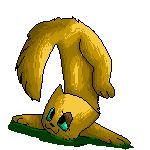 Pixel cat by DoritoDemon2