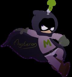 Mysterion by DoritoDemon2