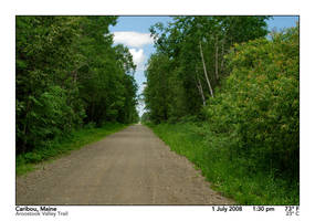 Aroostook Valley Trail, 2 by PhotographyByIsh