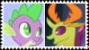 .:F2U:. Thorike Stamp by CQ-the-Unicorn