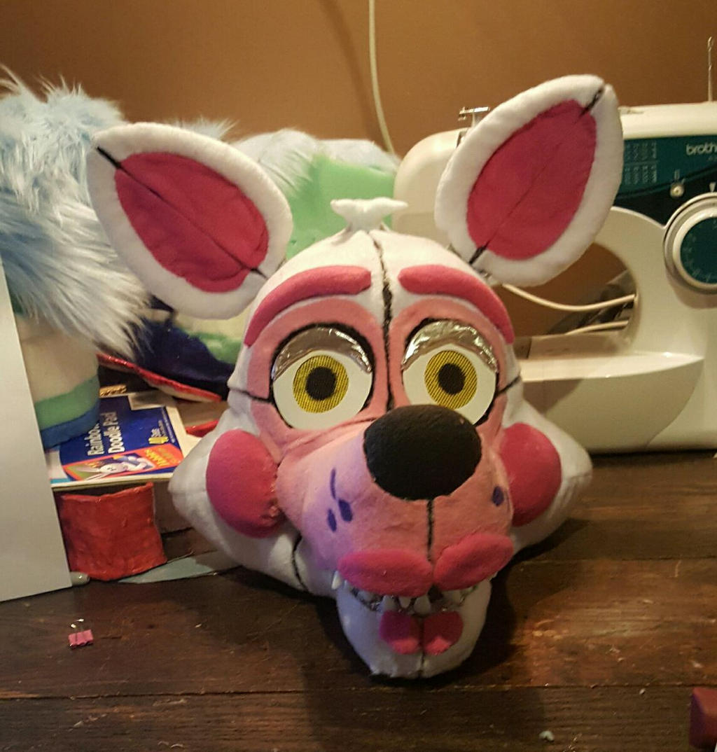 how to make fursuit eyes