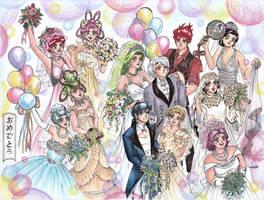 Artist Rabies Wedding Edition (color)