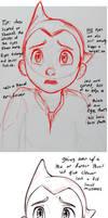 Astro Boy redline